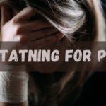 Erstatning for PTSD