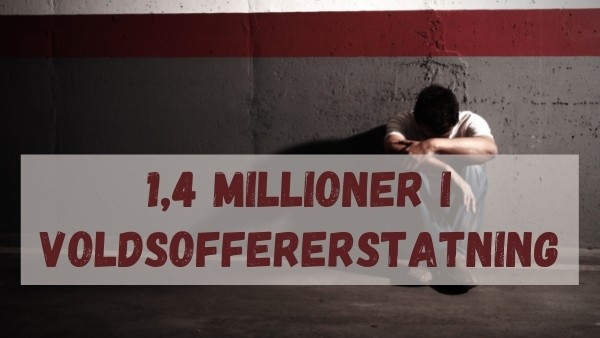 Ble tilkjent 1,4 millioner i voldsoffererstatning